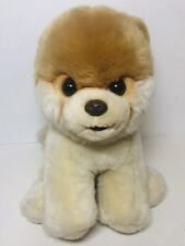 "Gund Pomeranian Puppy Stuffed Animal Boo The Worlds Cutest Dog Plush 10"""