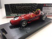 BRUMM 1/43 Ferrari D246 Gp Gran Bretagna 1958 2th M. Hawthorn Art. R068