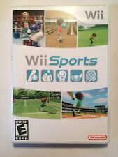 Wii Sports - Nintendo Wii - Replacement Case - No Game