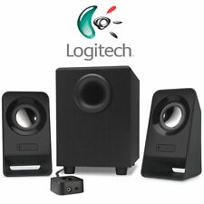 Logitech z213-sistema de altavoces 2.1 canal de cable control remoto-nuevo