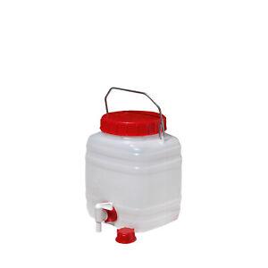 Getränkefass Fass Behälter Lebensmitelfass 5l 10l 15l