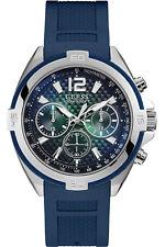 Reloj Hombre GUESS SURGE W1168G1 de Goma Azul