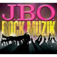 J.B.O. - ROCK MUZIK  CD SINGLE NEW+