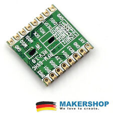 RFM69HCW 433Mhz 433 Mhz HopeRF Funk Modul ISM Transceiver FSK SPI Arduino