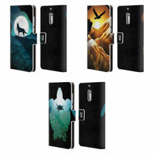 Head Case Designs Leather Mobile Phone Cases, Covers & Skins for Nokia