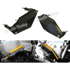 Noir kit protection carter moteur slider for YAMAHA FZ6R FZ6 XJ6 F/N/S Diversion