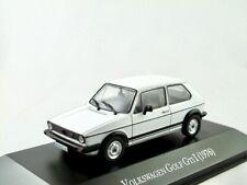 VW Golf I GTI  1980-1983  weiss    /    IXO/Altaya   1:43