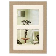 Walther Brown Home Galerie Twin 8x6 Photo Frame