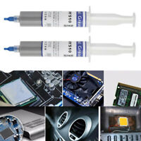 HY510 Grey Thermal Conductive Grease Paste Silicone For CPU GPU Chipset Repair