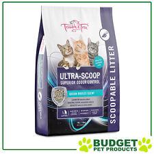 Trouble & Trix Ultra Scoop Ocean Breeze Cat Litter 10lt 10kg