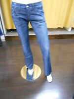 JEANS DONNA MISS SIXTY ART.DL0034 BLITZ TROUSERS 34 GAMBA DRITTA SLIM LAV. SCURO