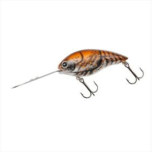 Daiwa T.D.HYPER CRANK 1066Ti 65mm Bass Fishing Lure Phantom Brown Craw Japan