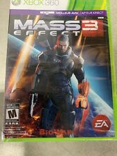 Xbox 360 mass effect 3 English And French BRAND NEW, FAST SHIPPING