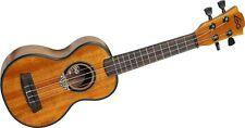 "Lag U77S Soprano Ukulele Mahogany Body & Neck Honey 21"" Inches MINI Guitar"