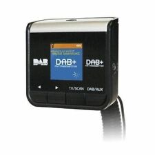 Universal Car DAB Radio Receiver Tuner FM Transmitter Plug-and-Play Adapter USB