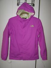 THE NORTH FACE GIRL ORYVENT HOODED WINDBREAKER SIZE LARGE 14/16