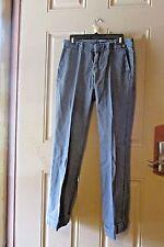 Banana Republic Womens Size 4 Black Jeans Flare Bottom