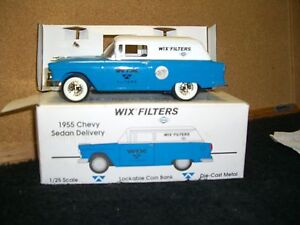 1/25 Wix 1955 Chevy Sedan Delivery By Liberty Classics
