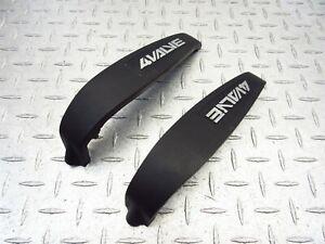 1995 94-99 BMW R1100 R1100RS Valve Cover Trim Set Left Right