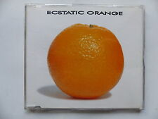 CD 2 titres ECSTATIC ORANGE World keeps spinning PGCD30