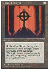 2x Cripta di Tormod - Tormod's Crypt MTG MAGIC CHR Chronicles English
