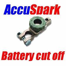 Batería interrupto Desconector / RUEDA inmovilizador industria Paquete X 10