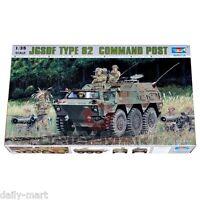 Trumpeter 1/35 00326 JGSDF Command post Car Type 82 Model Kit