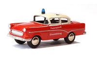 #06353 - BUB Bubmobil Olympia Rekord - Feuerwehr  - 1:87