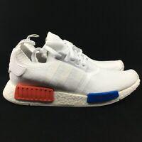 Adidas NMD Runner PK OG VINTAGE WHITE R1 Primeknit S79482 MEN'S SIZE 10 NEW