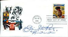 ELAINE DUPONT ACTRESS HORROR FILM I WAS A TEENAGE WEREWOLF SIGNED FDC AUTOGRAPH