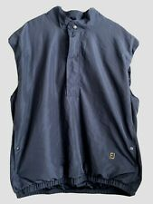 DryJoys FJ Footjoy Tour Golf VEST XL MENS Wind Rain Pullover 1/2 zip sleeveless