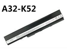 A32-K52 A42-K52 Battery for ASUS X42J K42J K52J A42J A40J K42D A52J K42D X52J