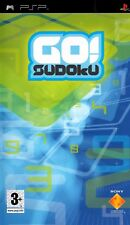 Go Sudoku (PSP) - Free Postage - UK Seller