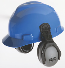MSA Cap Style (ONLY) Hard Hat Earmuff Attachment Hearing Protection