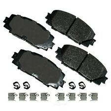 Front Ceramic Brake Pads For Toyota Prius C Toyota Yaris