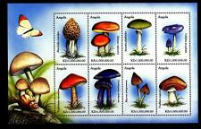ANGOLA - 1999 - Funghi da tutto il mondo
