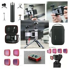 PGYTECH Combo Accessories For DJI Osmo Pocket BAG Phone Holder KIT ND Filters 4X