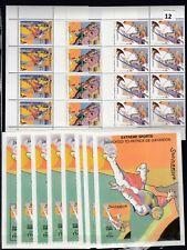 NJ 8X SOMALIA 2001 - MNH - SPORT - EXTREME SPORTS - WHOLESALE