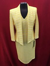 "ALBERT NIPON DRESS SUIT/SIZE 10/NEW WITH TAG/RETAIL$299/LENGTH40""/LINED"