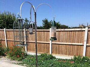 Wild Bird Feeding Station in Stainless Steel 304 grade bird feeder station