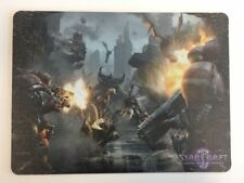Starcraft II/2 Heart of the Swarm Collectors Zerg Rush MouseMat Tracked Delivery