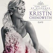 Kristin Chenoweth - The Art Of Elegance (NEW CD)