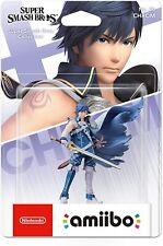 Amiibo Chrom Super Smash Bros. Personnage Figurine Nintendo Wii U & 3DS en Boite