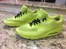 promo code ea91b 6bc7f Nike Air Max 90 Hyperfuse Premium Volt 454446 700 sz 14 Infrared Off White 1