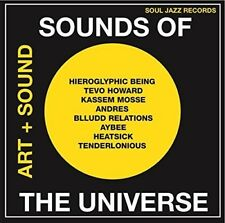 SOUL JAZZ RECORDS PRESENTS/SOUNDS OF THE UNIVERSE 2 CD NEW+