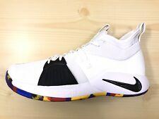 "e57c98cefed7 Nike PG 2 ""NCAA March Madness"" AJ5163-100 Size 12.5 Paul"