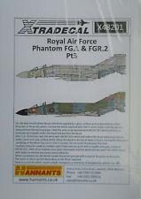 Xtradecal 1/48 X48201 RAF McDonnell Douglas Phantom FG.1 + FGR.2  Pt 3 decals