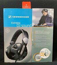 Sennheiser HD 215 Closed DJ Headphones, Brand New