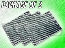 C26205 CABIN AIR FILTER FOR ENCLAVE TRAVERSE ACADIA OUTLOOK - PACKAGE OF 3