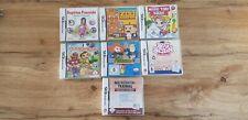 Nintendo DS Spielesammlung (7 Spiele)